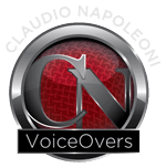 Claudio Napoleoni - Voice Over Talent Male and Bilingual